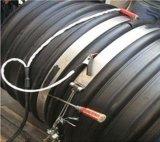 De elektro Riem van het Lassen van de Fusie voor PE van Reniforced van het Staal Spiraalvormige Pijp