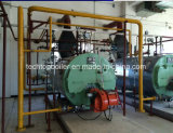 Wns: オイルかガス燃焼の蒸気ボイラ