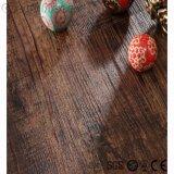 Imperméable en plastique de revêtements de sol composite de bois de plancher