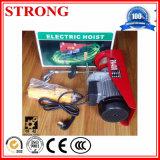 銅線モーターを搭載する小型電気Hois