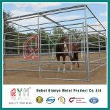 Frontière de sécurité en acier de cheval de cerfs communs de frontière de sécurité de prairie de frontière de sécurité de treillis métallique de ferme