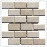 3D Mozaïek van de Steen van het Marmer en van het Graniet voor de Decoratie van de Muur
