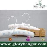 衣類の店の表示のための卸し売り子供の布ハンガー