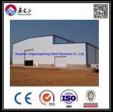 Entrepôt de structure en acier personnalisé de haute qualité (BYSS-121801)