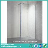 Tela de chuveiro de design simples com barra de apoio (LT-9-3590-C)
