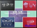 Verkaufender freier fixierter Quarz-Glas-Spitzentiegel