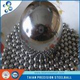 Bola de acero forjado de molienda de molienda de bolas de acero al carbono/