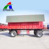 3 eixos 50 de carga do transporte da tração toneladas de reboque da barra
