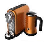 De Machine van de Koffie van de Capsule van Nespresso van de Goedkeuring ETL met Melk Frother