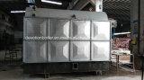 Emballé / Steam Boiler H multi carburant 1 T pour applications industrielles