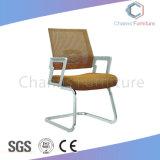 Kahki Kunstleder-Büro-Stuhl-Ineinander greifen-Stuhl (CAS-EC1842)
