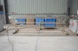 Biodegradierbare Stroh-Strangpresßling-Hochgeschwindigkeitsmaschine