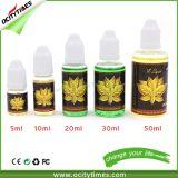 Label personnalisé 10ml / 20ml / 30ml / 50ml Cigarette électronique E Liquid