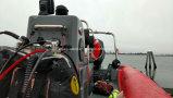[أقولند] [19فيت] [5.8م] صلبة قابل للنفخ إنقاذ/ضلع دولية /Diving/Coach [موتور بوأت] ([ريب580ت])