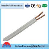 Cabo audio paralelo do altofalante do fio de cobre do cabo 2*3.5mm2 do altofalante