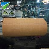 PPGI Aluzinc prépeint en bois en acier laminés à froid de la bobine PPGL