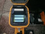 テレコミュニケーションの光ファイバ融合のスプライサAi7