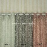 Ttypical Jacquard de poliéster de gran calidad de tela de cortina