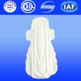 日刊新聞および夜使用のための否定的な陰イオンの衛生パッドが付いている女性の生理用ナプキン