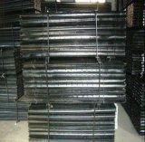 1.8m 까만 가연 광물에 의하여 입히는 Y 담 포스트 또는 별 말뚝