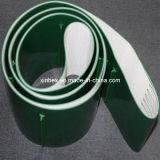 경사 녹색 클리트 가이드 제조자 PVC 컨베이어 벨트