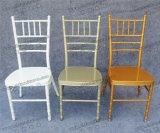 工場価格紫色の銀製カラーChiavariの椅子(YC-A61)