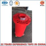 Cylindre hydraulique professionnel pour les machines de construction personnalisées