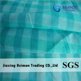 9mm: het Garen 25%Silk 75%Cotton verfte Gecontroleerde Stof voor Overhemd