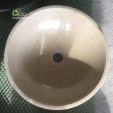 Populares Ronda coloridos em mármore/lavatório em granito/Basin/Taça de Lavagem