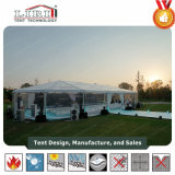 500 People Clear Wedding Tent with Clear Walls and Roof for Weddings