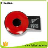 Kundenspezifische Reverspin-Abzeichen-Großverkauf-Abzeichen und meistgekauftes Decklackpin-Abzeichen