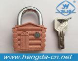 Lucchetto in lega di zinco di tasto di disegno della Camera del lucchetto 4 di mini sicurezza dei bagagli Yh9212