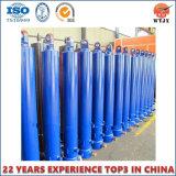 Custom trazo largo cilindro telescópico para construcción