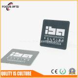 자산 추적을%s 3m 뒤 스티커를 가진 13.56MHz NFC RFID 레이블