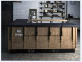Scrittorio di ricezione moderno con il Governo laterale che curva Tabella ed il fornitore degli ammortizzatori