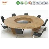 特別なデザイン贅沢な会議室のCorianの会議の席の指定のオフィスの管理の会合表