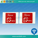 Стикер Programmabel Ntag 213 25mm NFC с прилипателем 3m