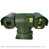 手段によって取付けられるIRレーザーPTZの屋外のカメラ