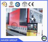 Máquina de dobra resistente do freio WC67Y 250/3200 da imprensa hidráulica da placa do ferro