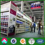 Сборные стальные конструкции сети супермаркетов в Анголе