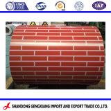 Venda a quente da bobina de aço galvanizado / PPGI pelo preço de Fabricação