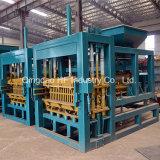 Qt4-16 bloque hidráulico de la planta de fabricación de máquina de colocación de bloques de concreto