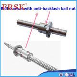 Het Merk Ballscrew van Ersk voor CNC het Model van Sfu van de Machine