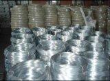 Fil obligatoire galvanisé mou de fer galvanisé par /Electro du fil 18gauge