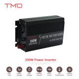 300W 차 힘 변환장치 DC 12V에 AC 110V 60Hz 는 접합기 USB 2.1A 5V 충전기 이중으로 한다