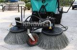 クリーニングの道(KW-1900R)のための熱い販売のDieselsの雪の掃除人の道掃除人