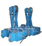 Тяжелая индустрия пускает линию по трубам специальные плазму пересечения оси автомата для резки 5 CNC и машинное оборудование резца пламени