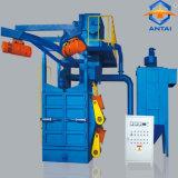 Q3710 Tipo Gancho Granalhagem máquina para limpeza de ferrugem de Metal