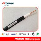 Linan Dongsheng cabo cabo coaxial Rg11 com preço de fábrica