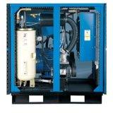 Luft abgekühlter rotierender ölverschmutzter industrieller Schrauben-Kompressor